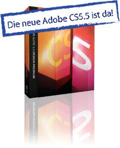 Nue: Adobe Cs 5.5