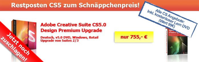 adobe cs5.5 billig