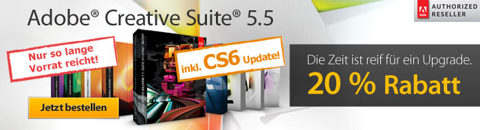 Adobe Creative Suite 6 - kostenlos