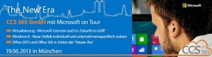 Microsoft Tour 2013