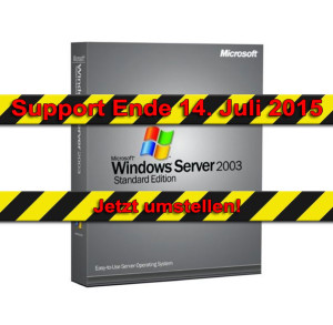 Windows-Server-2003-support-ende