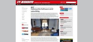 Gebrauchte Software wird salonfähig