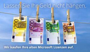 Gebrauchte Software verkaufen